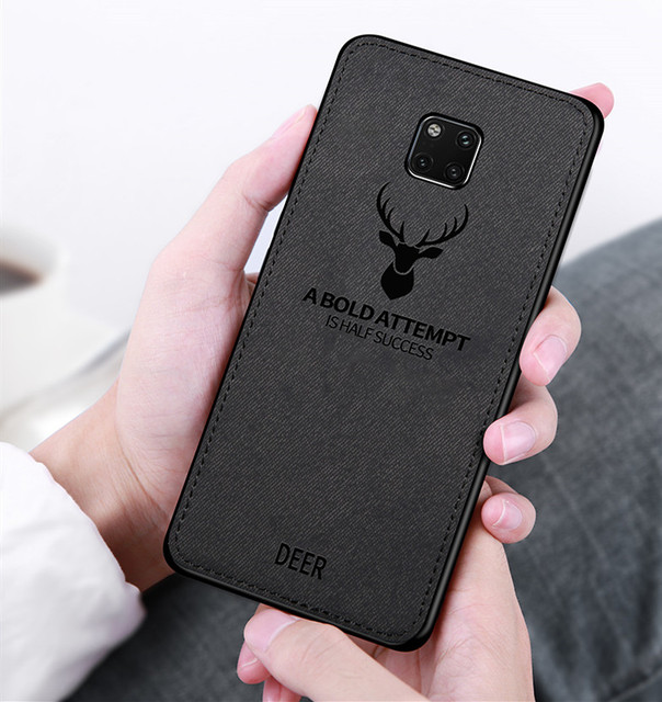 separation shoes b60ae 4088f US $3.15 17% OFF|Fabric Case For Huawei mate 20x Case Cover Mate 20 pro  lite Silicone edge Bumper Soft Case Huaiwe Mate 20 Lite Phone Armor  Shell-in ...