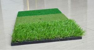 Image 5 - Fungreen Golf Đánh Mat 3 Cỏ Với Cao Su Thun Giá Đỡ Tập Đánh Golf Trợ Ngoài Trời Trong Nhà Trị Sân Cỏ Golf Đánh cỏ