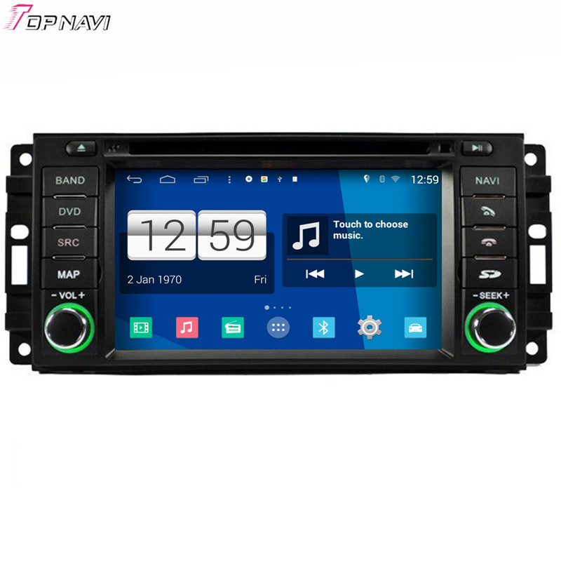 Free Shipping 6.2'' Quad Core S160 Android 4.4 Car GPS For Chrysler Sebring Dodge With Stereo Radio Mirror Link BT Wifi Audio