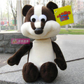Timmy Time Stuffed Plush Toy, Stripey Badger Baby Kids Doll Gift Free Shipping