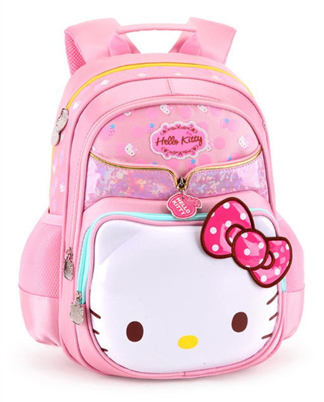 541c71e82f Detail Feedback Questions about Cute Hello Kitty Bag Children School Bags  Schoolbag Rucksacks Primary Elementary School Backpacks for Girls Kids Bag  Grade 1 ...