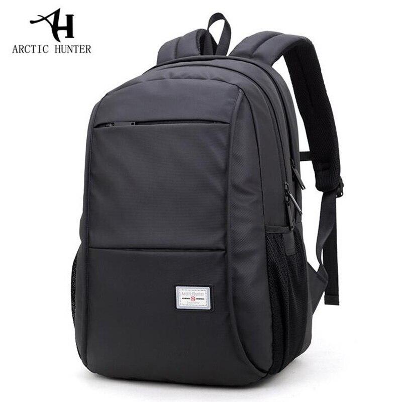ARCTIC HUNTER Backpack Men Designer15 6 inch Laptop High College Students School Bag Waterproof Notebook Women