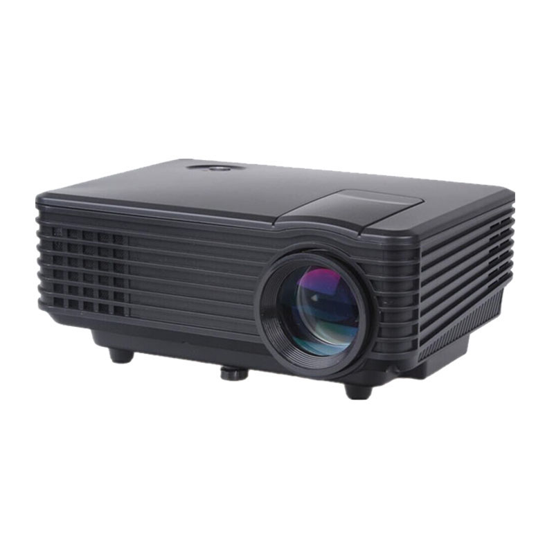 Free Shipping 2016 Bl35 Projector Full Hd Tv Home Cinema: 2016 RD805 3d Led Mini Projector 1080p Full Hd Home
