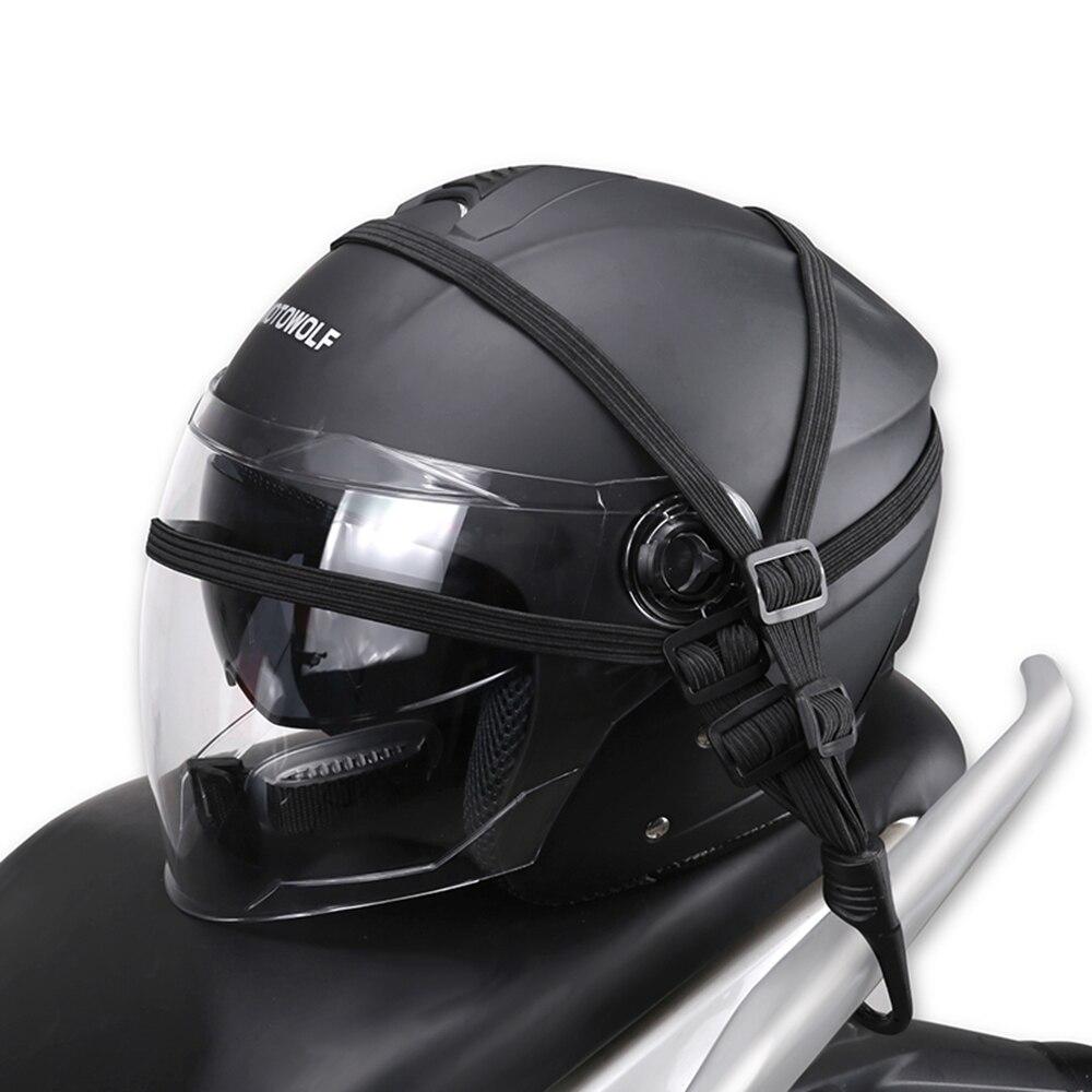 Phổ Moto Mũ Bảo Hiểm Lưới Net Xe Máy Gửi Hành Lý Bảo Vệ Lưới Bánh Răng Hành Lý Hooks Xe Máy Phụ Kiện Organizer Chủ