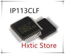 NEW 10PCS IP113C-LF IP113C LF IP113 IP113CLF QFP-48  IC