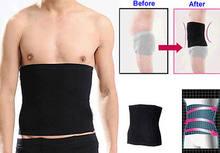1b03d6138f Mens Male New Slimming Lift Body Shaper Tummy Belt Underwear Waist Support  Black