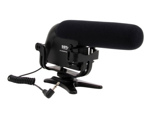 BOYA-Stereo-Condenser-Shotgun-Microphone-BY-VM190P-for-DSLR-Cameras(1)
