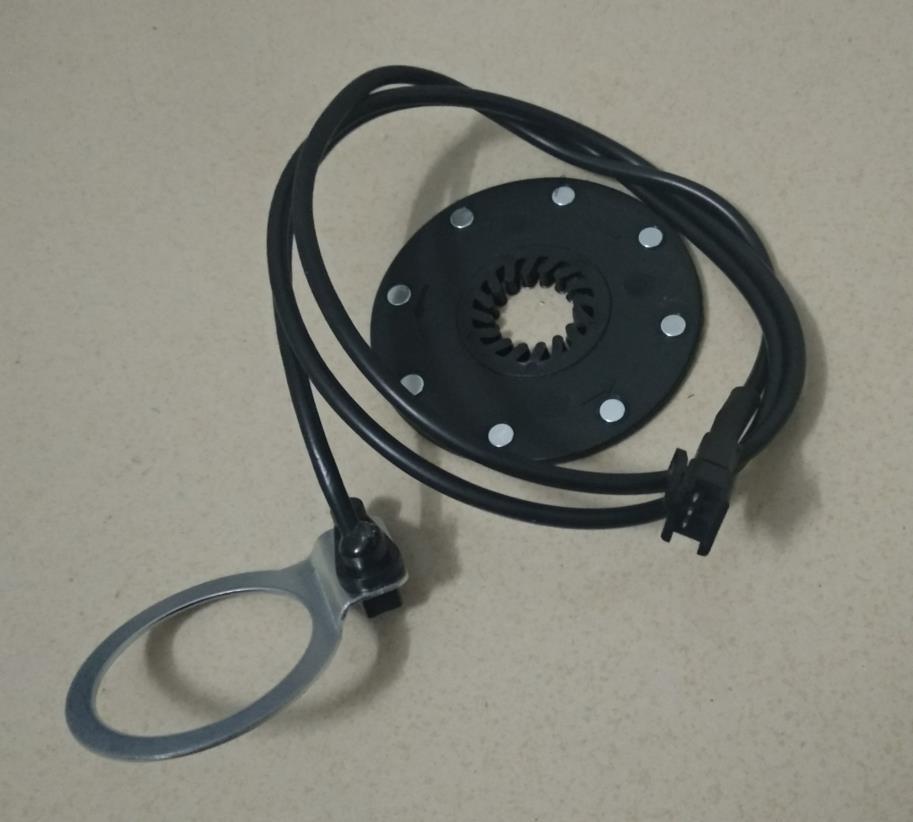 Velo электрик PAS System pegale Assistant Capteur 8 Aimants BRICOLAGE Velo конверсионный комплект штук Velo электрик Vitesse Capt
