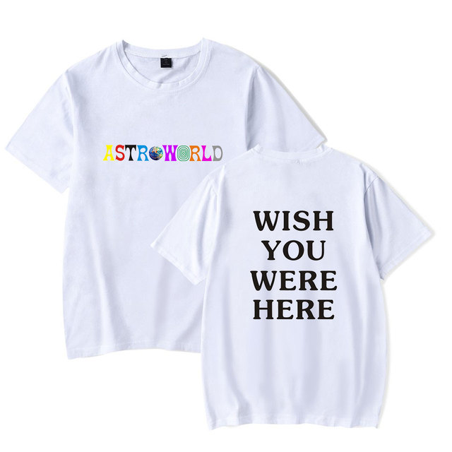AstroWorld T-Shirt 1