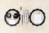 255LPH High Performance Electric Fuel Pump Install Kit For Ford F 450 Superduty F 550 Superdu