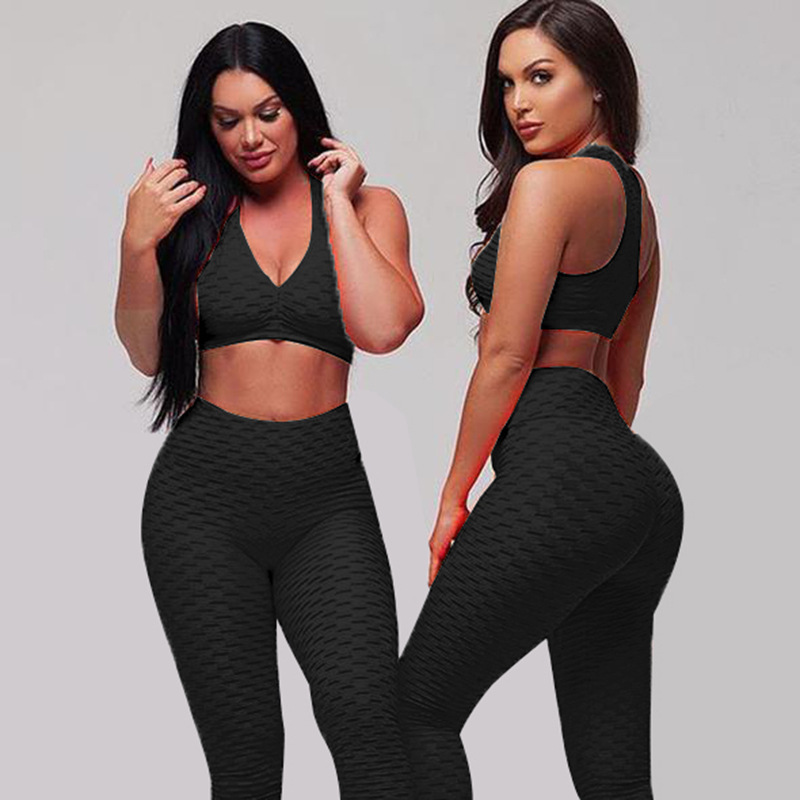 Anti Cellulite Leggings Push Up Fitness Pants Women Sexy Leggins High Waist Slim Activewear Gyms Wear Butt Lifting Legings Black
