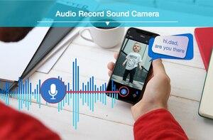 Image 4 - Misecu Hd 8CH 4MP 5MP Poe Bewakingscamera H.265 Audio Record Ip Camera Ir Outdoor Indoor Waterdichte Video Monitori