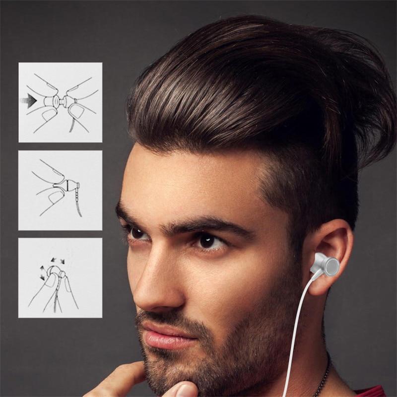 마그네틱 이어폰 헤드폰 금속 헤드셋 뜨거운 판매 - 휴대용 오디오 및 비디오 - 사진 6