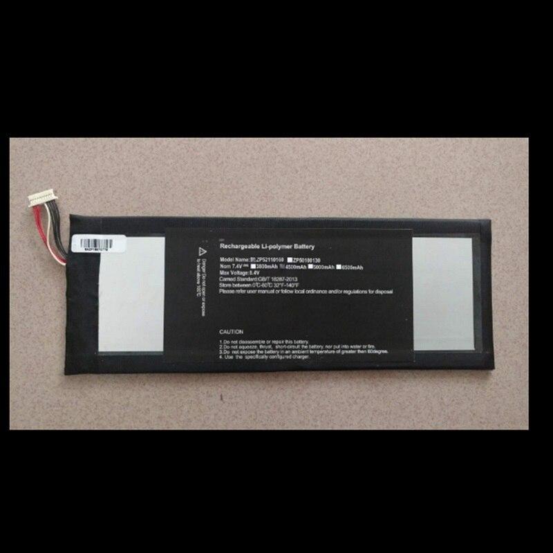 4500 mah Batterie pour EZPad EZbook 3 & Pro Tablet PC Nouveau Li polymère Polymère Rechargeable Accumulateur Remplacement HW3487265 7.6 v
