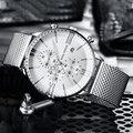 2019 Роскошные Кварцевые Брендовые мужские часы MINI FOCUS мужские часы в спортивном стиле в деловом стиле водонепроницаемые наручные часы с хрон...