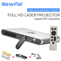 700LM ANSI Proyector DLP WIFI Bluetooth Android 4.4 Video Conferencia PX4 Xbox Home Cinema Proyector Portátil