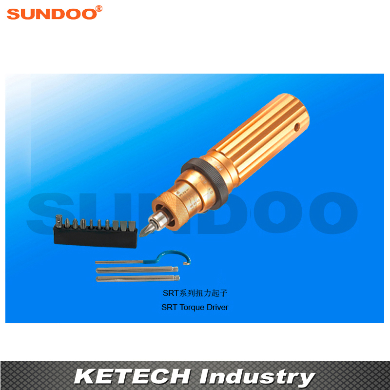 Sundoo SRT-6 2-6N.m Portable Preset Torque Screw DriverSundoo SRT-6 2-6N.m Portable Preset Torque Screw Driver