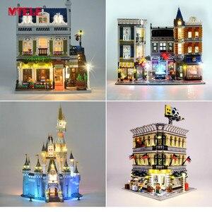 Image 4 - MTELE Licht Kit NUR Für Creator Kompatibel With10182/10224/10211/10260/10243/10246/10218/71040/10251/10264/10255/10232