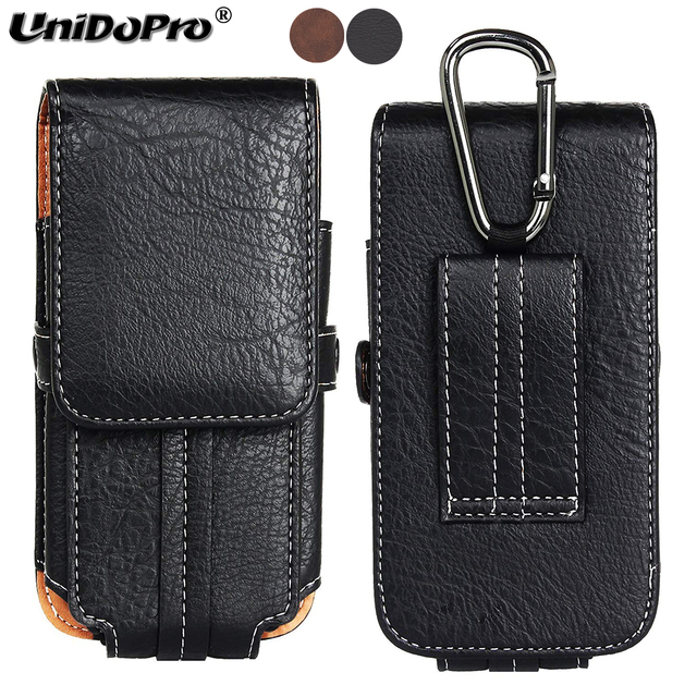 promo code 9a7fa f83d7 US $13.98 |Premium PU Leather Vertical Belt Holster Case for Samsung Galaxy  Note 9 SM N960U N960F Note 8 N950F N9500 N950A Waist Bag Cover-in Flip ...