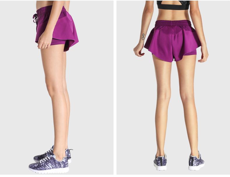 Women Tennis Skorts (2)