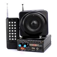 Q 8 48W 500m Remote Control Hunting Mp3 Bird Caller Trap Birds Sound Player Hunt Duck Decoy Equipment USB Speaker Mini Amplifier