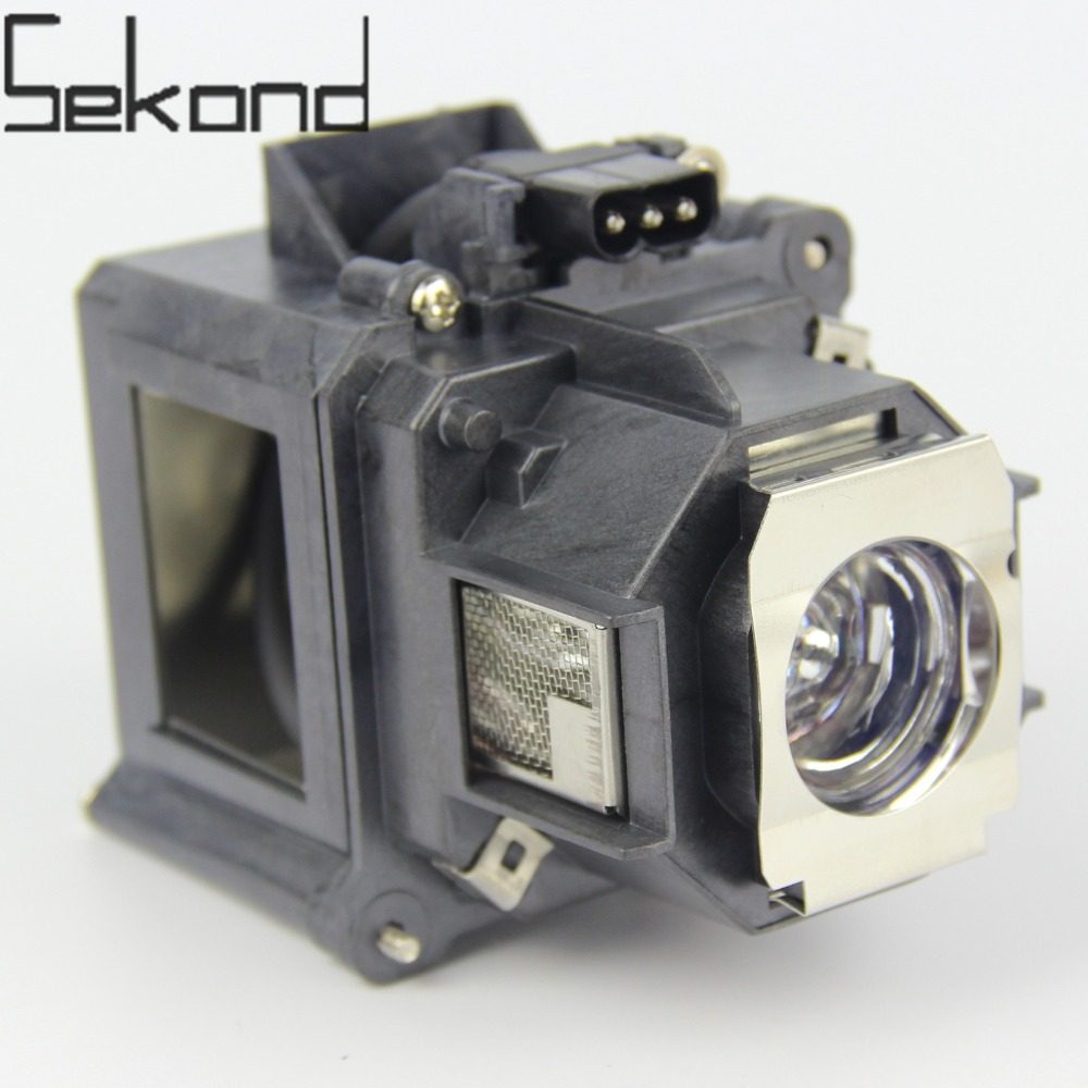 SEKOND Original bulb ELPLP47 / V13H010L47 Projector Lamp with Housing For Epson EB-G5150  Epson EB-G5100 original projector lamp for epson eb 1913 with housing