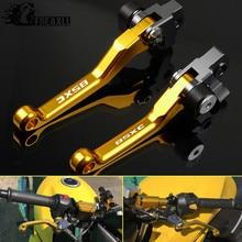 CNC Aluminum Motocross Motorcycle Accessories Dirt Bike Pivot Brake Clutch Levers For KTM 85XC 85 XC 2003-2011 Pit Handle