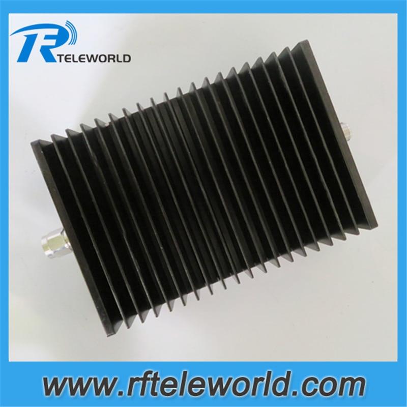 200W RF coaxial fixed attenuator N male to female 1dB 2dB 3dB 5db 6dB 10dB 15dB