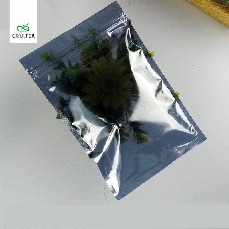 US $29 35 |100pcs New Premium Anti Static Bag Translucent Zip Lock Mylar  Bags For USB/Phone/Computer Parts/Electronics 15x23cm(6x9in)-in Storage  Bags