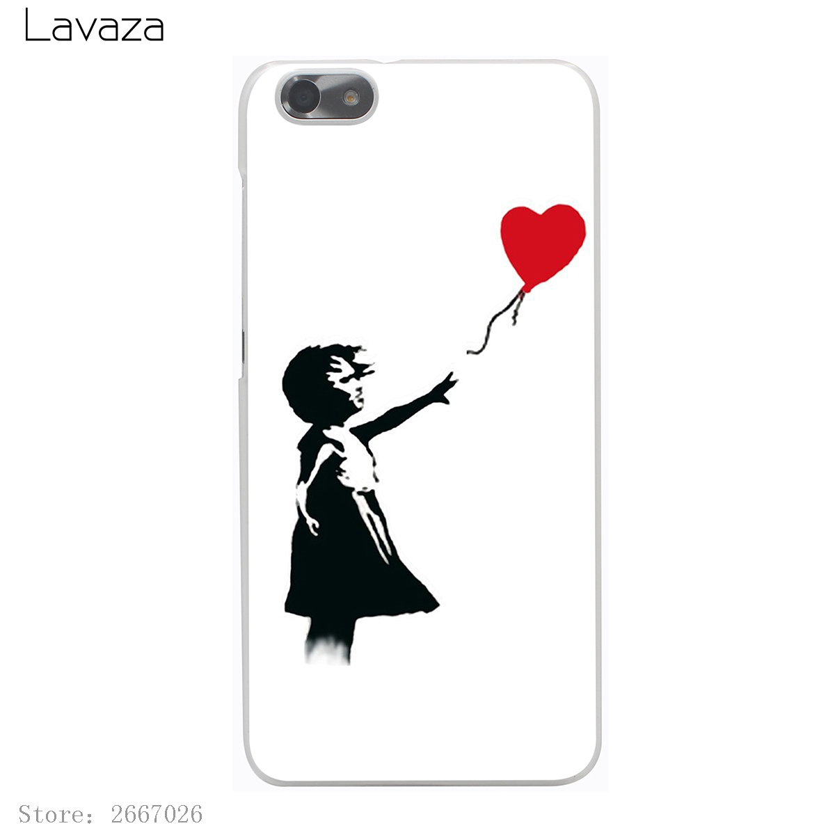 Us 2 25 lavaza street art banksy graffiti case for huawei honor mate 7a 7c 9 10 p8 p9 p10 p20 p smart lite pro y6 prime 2017 2018 in half wrapped