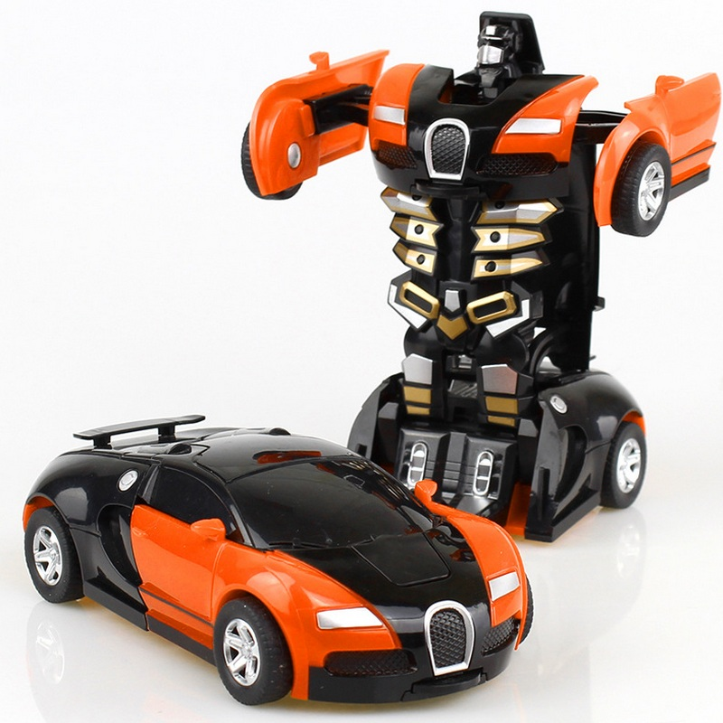 Plastic-Baby-Toy-Cars-Children-Model-Mini-Car-Inertia-Toy-Vehicles-Transformation-Robot-Figure-Autobot-Roll-Anti-Slip-Bugatti-1
