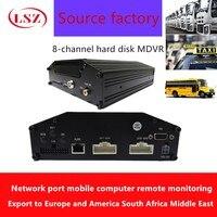 Contrôle à distance 8 canaux voiture   Source  usine ordinateur téléphone portable  DVR AHD960p équipement de contrôle  vente en gros