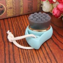 Face Washing Bamboo Charcoal Fiber Brushes