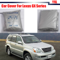Full Car Cover Sun Shade Anti-UV Snow Rain Sun Resistant Protection Cover For Lexus GX Series GX460 GX470
