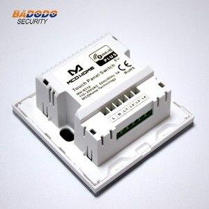 Image 5 - Z Sóng Plus MCOHOME Bảng Điều Khiển Cảm Ứng Công Tắc Nguồn MH S314 EU868.42MHz 4 Băng Đảng Vào Ngày/Tắt Công Tắc Đèn đèn Điều Khiển Động Cơ