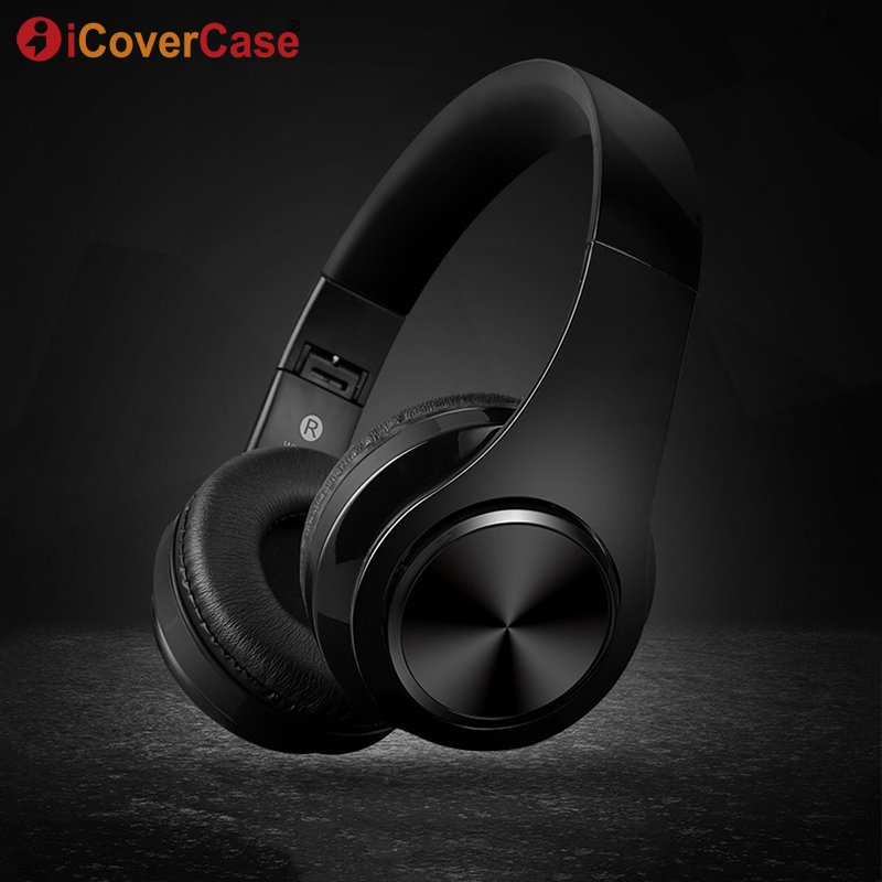 Auriculares Bluetooth para LG G4 G5 G6 G7 ThinQ Q6 K4 K7 K8 K10 2017 2018 X Power 2 plegable auriculares inalámbricos auriculares con micrófono