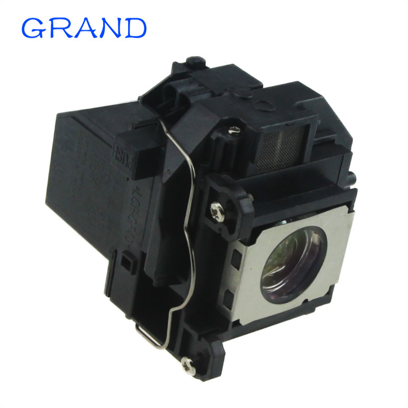 ELPLP57 Compatible Lamp With Housing  For Epson EB-440W EB-450W EB-450WI EB-455WI EB-460 Projectors GRAND