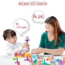 Baby toy girl handmade DIY creative children production kit Jigsaw toy Building block toy