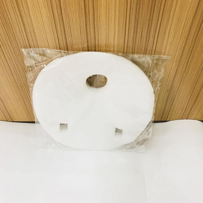2019 ПАДЕНИЕ Shpping 18 см смарт-пылесос Smart SLL вакуум бумага Cleaningtissue дома и сада чистой для forcleanrobot