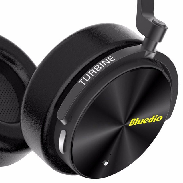 Bluedio T5 Wireless Bluetooth 3