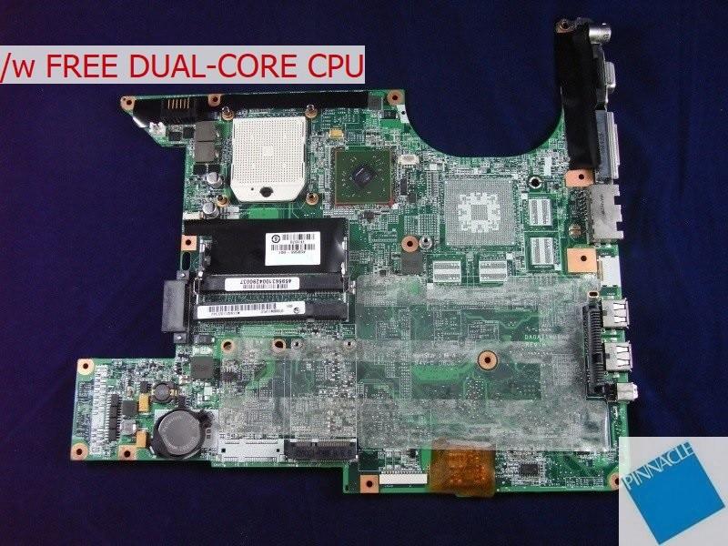 459565-001 449903-001 Carte Mère pour DV6000 DV6500 DV6700/w livraison dual core CPU