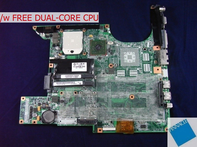 459565-001 449903-001 Motherboard for DV6000 DV6500 DV6700 /w free dual core CPU image