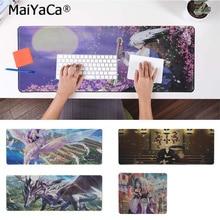 MaiYaCa Custom Skin Kenja No Mago Silicone large/small Pad to Mouse Game Free Shipping Large Keyboards Mat
