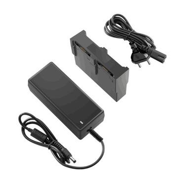 цена на Charger For DJI Spark Drone Fast Charging Hub EU Plug Multi Battery 4 Ports Travel Charger Travel Transport Outdoor Charger UAV