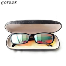 GLTREE 2018 Color-blindness Glasses Fashion Women Men Red Green Color Blind Sunglasses Colorblind Driver Spectacles G402