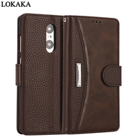 LOKAKA Case For Xiaomi Redmi 5 Plus Note 4 4X 3 3S Note 5A Pro PU