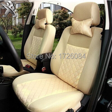 High Quality Univeraal car seat covers For Peugeot 307 206 308 407 207 406 408 301 3008 car accessories