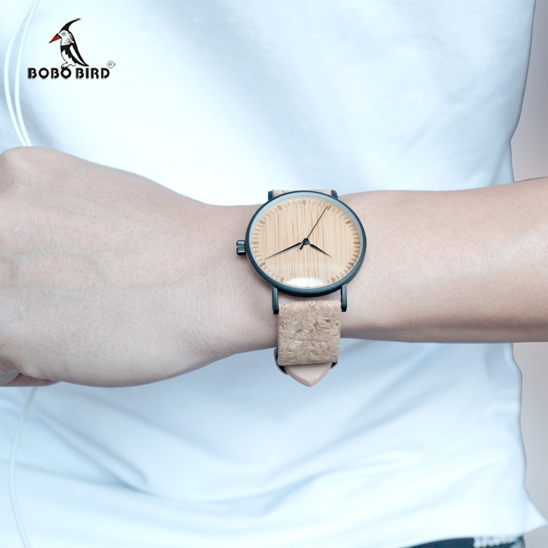 Wood Watch Ladies Wristwatch for Men and Women (12)