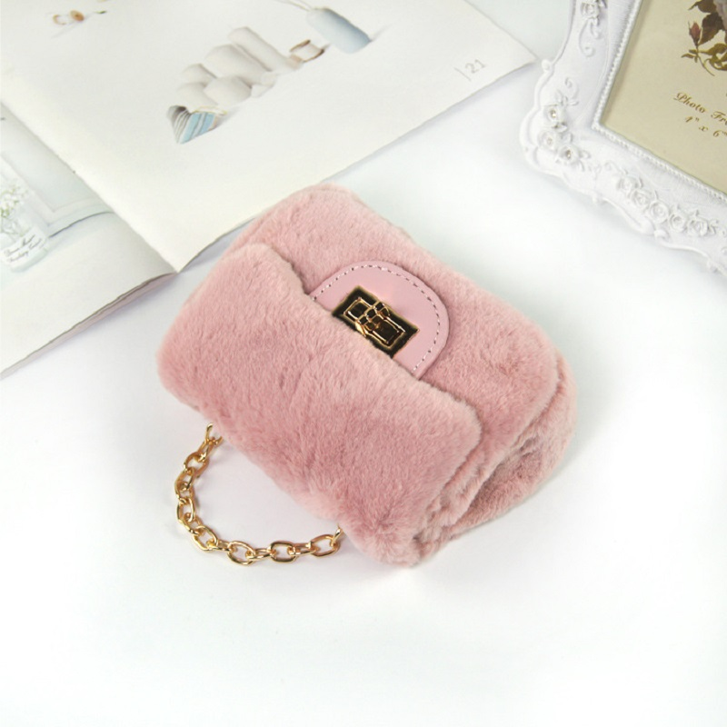 Plush women mini coin purse children organizer wallet small phone pouch money bag carteira bolso mujer bolsa feminina for girls