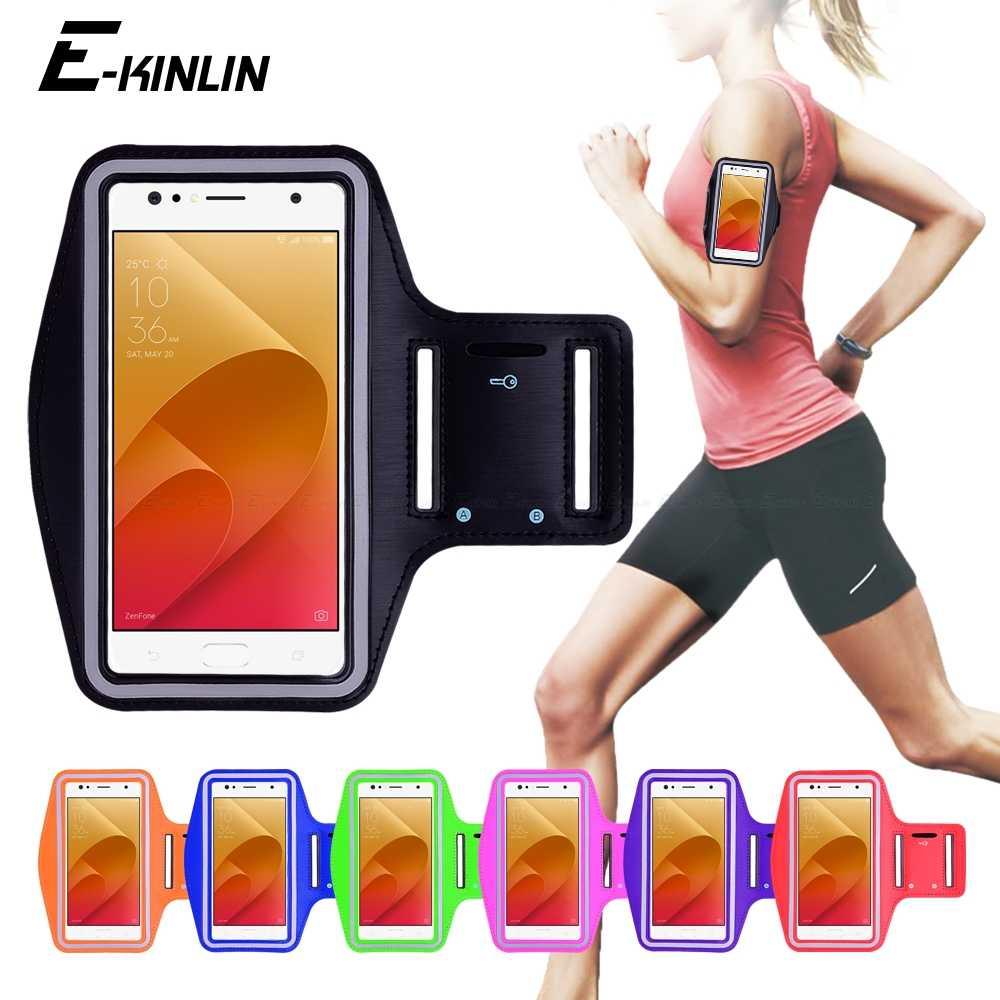 Кроссовки для бега спортивная сумка чехол для телефона на руку чехол для телефона для Asus ZenFone 4 Selfie Pro Lite ZD551KL ZD553KL ZD552KL ZB553KL ZB520KL